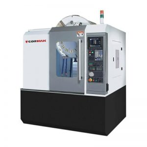 CORMAK Drilling and Tapping Centre 400x570 mm - 2020 Model