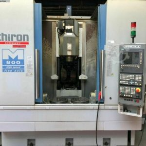 CHIRON Mill 800 high speed - 2006 Model